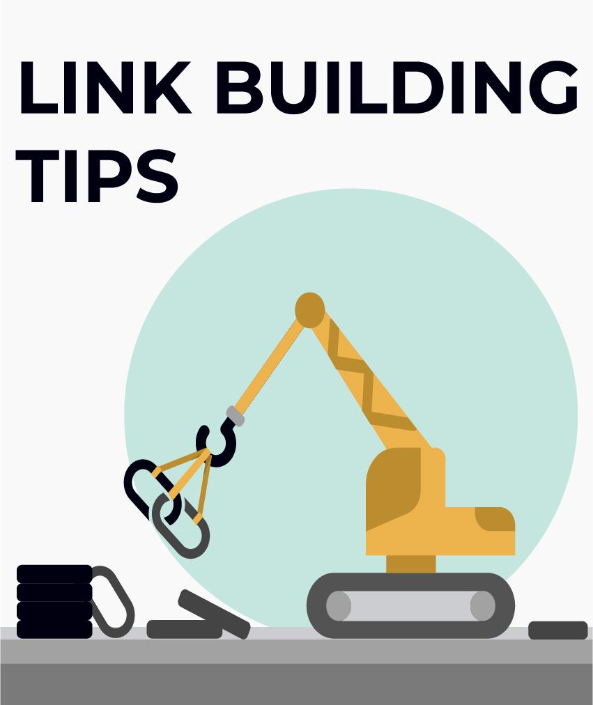 link building tips banner