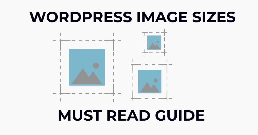 WordPress image sizes featured image